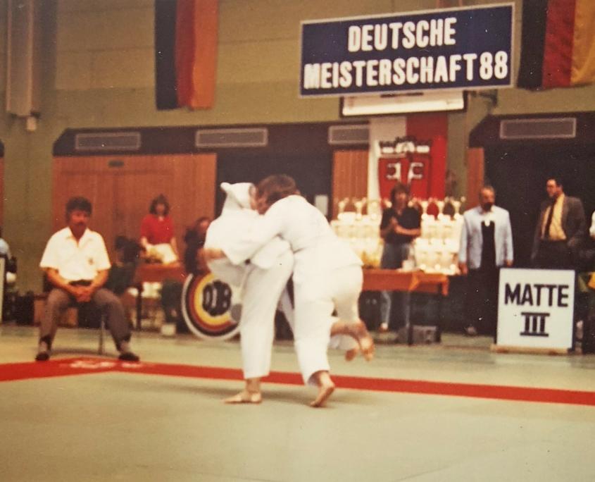 Judo DM 1988